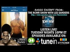 WWE's Darren Young Airs Dirty Laundry on Gay Total Divas Cameraman | The RCWR Show with Lee Sanders | Entertainment | Podcast