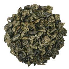 Gunpowder te har fått sitt namn efter bladen som är formade som bollar och ser ut som krutkorn.