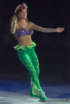 Little Mermaid On Ice