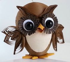 Hey, I found this really awesome Etsy listing at https://www.etsy.com/listing/209739764/owl-decor-ornament-customizable-colors