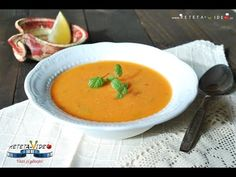(171) SUPA CREMA DE LINTE ROSIE - YouTube Thai Red Curry, Food And Drink, Supe, Cooking, Ethnic Recipes, Youtube, Kitchen, Kochen, Brewing