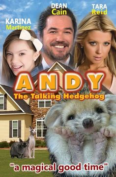 Watch Andy the Talking Hedgehog (2017) Full Movie Online Free