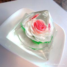 3D Gelatin Pyramid