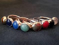 """""""goldplated and silverplated rings""""   #κοσμώ #ring #minimal #goldplated #silverplated"""