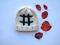 Knit Hat / Knit Slouchy Hat / Winter Hat / by MountainKnitwear