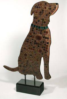 Chris Silkwood Mosaics, Mosaic Artist, Houston Texas