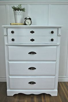furniture grey in distressed linen wood bedroom paint then a gray style chalk painted french dresser