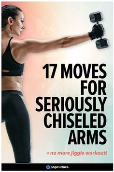 Ready to ditch the flabby arms and turn them in for sexy, sleek, sculpted ones? - Ready to ditch the flabby arms and turn them in for sexy, sleek, sculpted ones? You're going to h - Fitness Workout For Women, Fitness Diet, Fitness Motivation, Health Fitness, Woman Workout, Fitness Wear, Motivation Quotes, Exercise Motivation, Mens Fitness