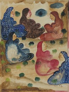 #Bhupen Khakhar#, Works On Paper, 24 Hour Online Auction: Mar 26-27, 2014, lot…