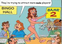 Attracting Men to Bingo :D