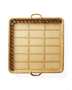 A caned design with lovely openwork details serves things up with a touch of tradition and tropical flair. Finished with handles for easy entertaining. Crafted of bent and split rattan. Oversize Square: SQ x Living Room Colors, Living Room Sets, Rugs In Living Room, Room Rugs, Home Renovation, Kitchen Island Decor, Kitchen Counters, Countertops, Art Of Living