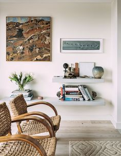 Inside the Sydney home of Tamsin and Patrick Johnson. Photo – Michael Wee. Art Director And Stylist – David Harrison.