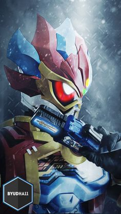 Kamen Rider Para-Dx : Perfect Knockout by Byudha11 on @DeviantArt