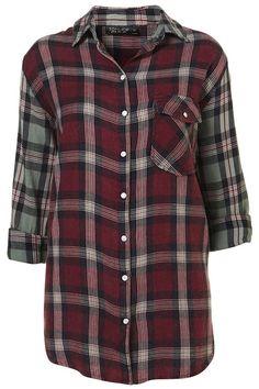 Geruite blouse http://www.thelooksforless.nl/topshop-kate-bosworth/