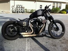 Flat Black or Flat OD Green Sportsters...... Please post pic's here!!! - Page 2 - Harley Davidson Forums