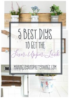 5 Best DIY projects