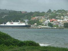Tobago port