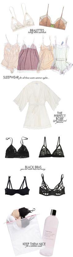 summer lingerie finds