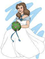 Disney Brides: Wendy by *MandiPope on deviantART