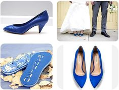 The New Something Blue - Sandals Wedding Blog