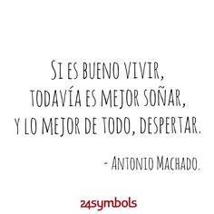 #Machado #autor #love #read #quote #cita #leer #instagood #instadaily #books #book #bestoftheday #like4like #likeforlike #AntonioMachado