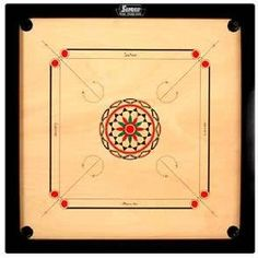 carrom board!