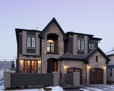 Houses With Stone Exterior Design, Pictures, Remodel, Decor and Ideas - page 3