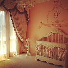 amazing luxury baby nursery - platinum babies
