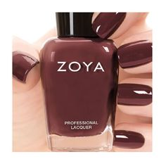 COMING SOON to Stewart & Company Salon for Fall 2014: #Zoya Nail Polish in Claire