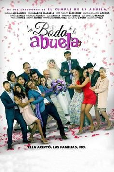 Grandma's Wedding - A dysfunctional family travels to Cuernavaca to celebrate their grandmother's wedding. Movies 2019, Hd Movies, Movies Online, Movie Tv, Popular Movies, Latest Movies, Movie Synopsis, Movies Now Playing, Dysfunctional Family