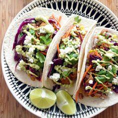 Summer Seitan Tacos