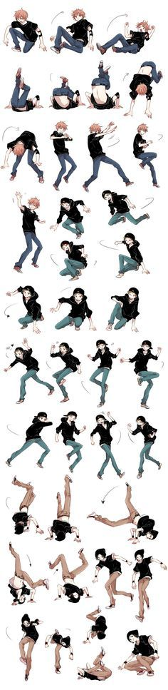 「06」/「chim」のイラスト [pi...@five0001采集到人体(352图)_花瓣插画/漫画