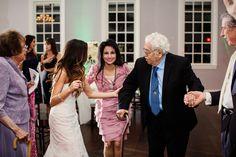 Grandparents | The Milestone Aubrey Mansion | Natalie Gore and James Casey Wedding Day | Reception
