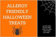 The Carefree Bakery: Halloween Spooky Crispy Rice Treats - Nut-Safe & V...