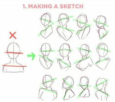 Body Reference Drawing, Drawing Body Poses, Anime Poses Reference, Drawing Tips, Body Drawing Tutorial, Anime Drawings Sketches, Drawing Expressions, Poses References, Digital Art Tutorial