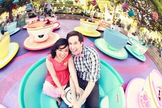 Ryan & Ann {Engagement Photos} Disneyland, California » Lukas & Suzy International Wedding Photographers