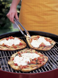 Out-of-the-Ordinary Recipes for the Grill