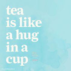 Ah, tea :)
