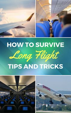 How to survive long flight - tips and tricks how to spend time on long flight. All you need to know about in-flight entertainment #airlines #long flights #tips