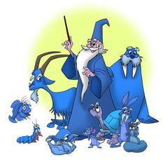 Merlin (all the Merlins!)