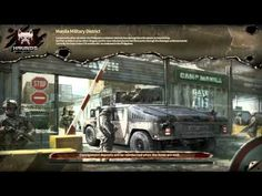 Hounds Last Hope Gameplay 3 - Hounds Last Hope is a Free to Play FPS [First Person Shooter] MMO Game