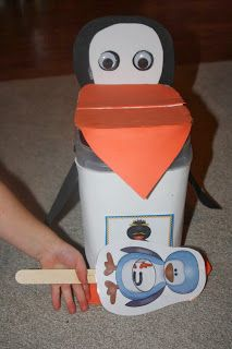 """""""Penny the Penguin"""" and penguin focus wands! Differentiation Station Creations: March of the Penguins and a Freebie!"""