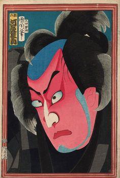 Toyohara Kunichika - Wikipedia, the free encyclopedia
