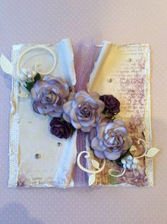 Pion Papers, Ribbon Girl Roses