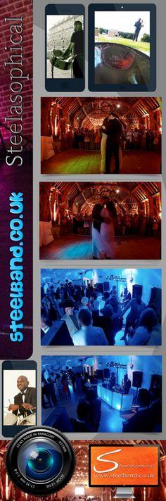 173022 Steelasophical Wedding ceremony Drinks Reception Breakfast Steelband Steelpan Steel Band Music Hire Visit www.Steelband.co.uk (14) Steelasophical SteelBand SteelPan