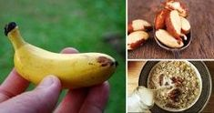 Have you ever eaten a raw banana peel? But watch this video and you might change your mind! Epsom Salt For Hair, Salt Hair, Epsom Salt Cleanse, Raw Banana, Banana Benefits, Tanning Cream, Types Of Fish, Healthy Skin, Healthy Living