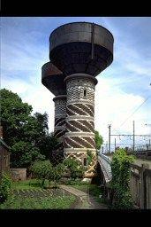 Watertowers - Antwerp - draakplaats