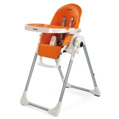 PEG-PEREGO Kinderstoel Prima Pappa Zero3 Arancia
