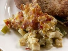 Get The Lady's Cheesy Mac Recipe from Food Network
