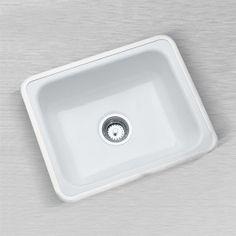 White ceco self rimming 4 hole sale price 135 ceco - Kitchen sink rim ...